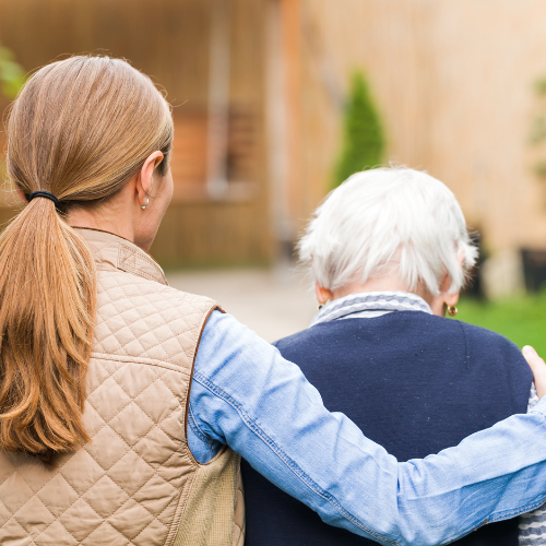 There's been an increase in domiciliary care jobs