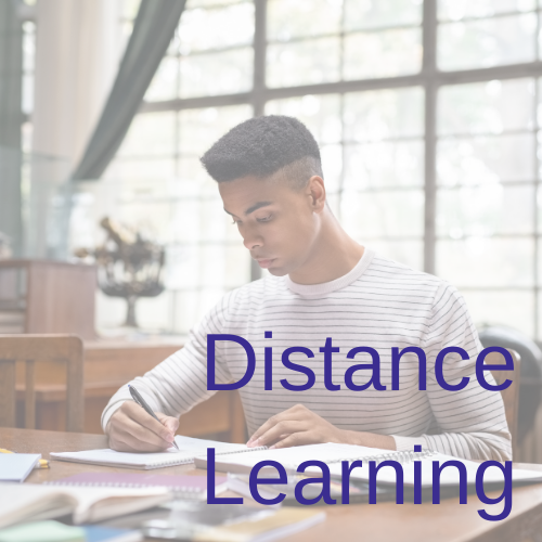 Distance learning manuals