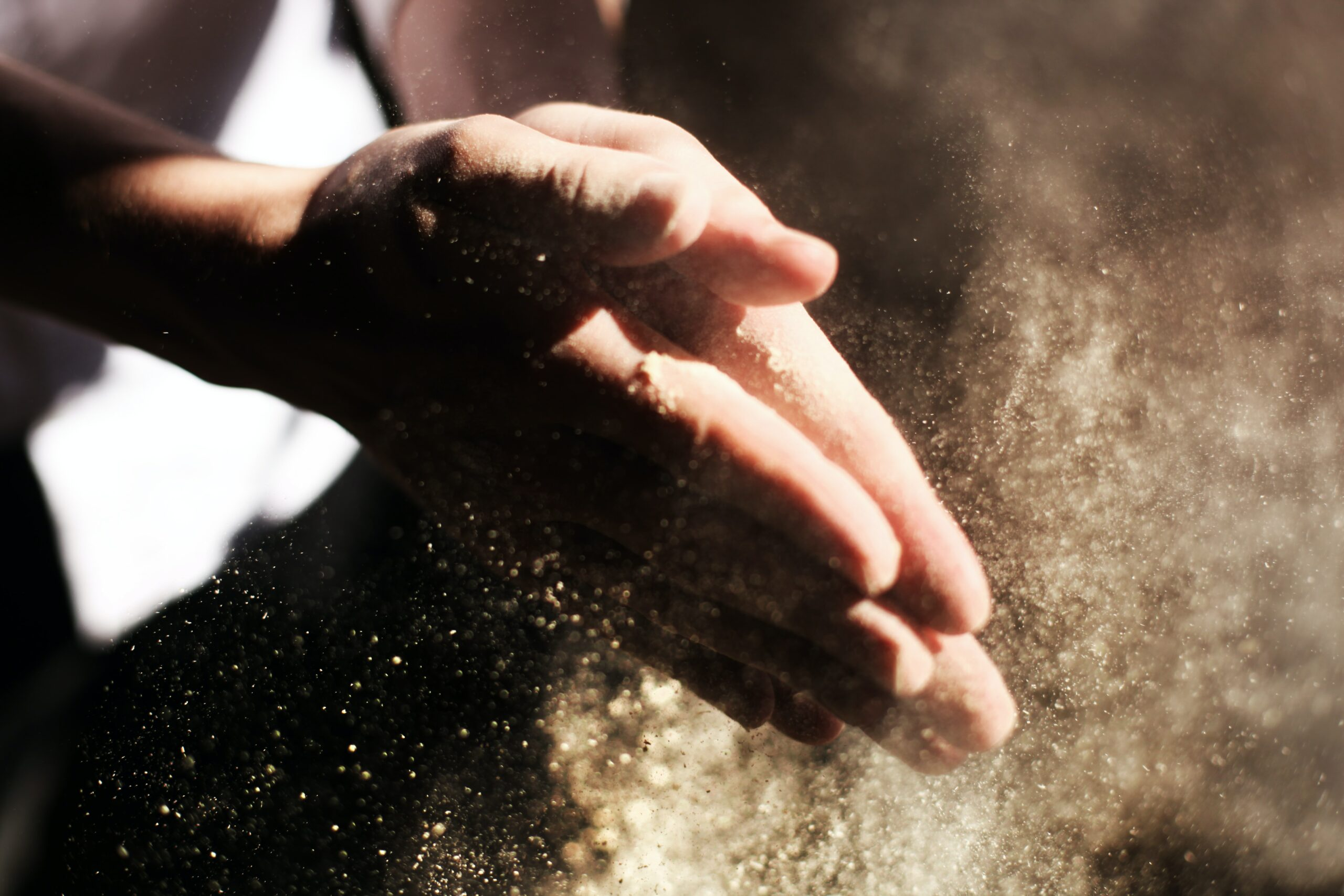HSE is focusing on the dangers of dust