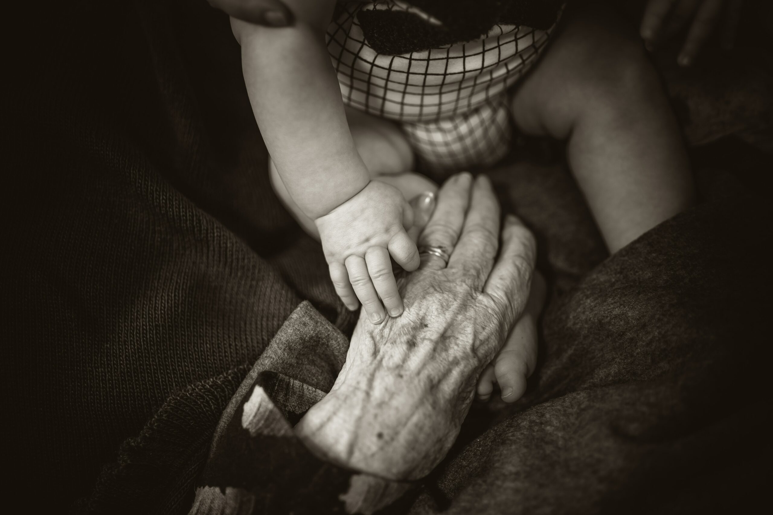 Care home residents need contact with family