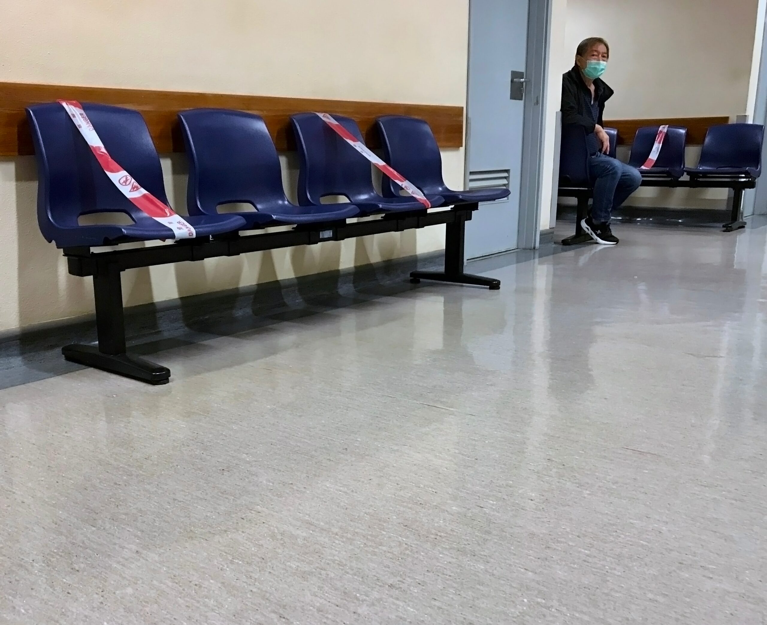 services need to see a backlog of patients